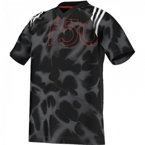 Adidas F50 Polyester Tee T-Shirt Kinder