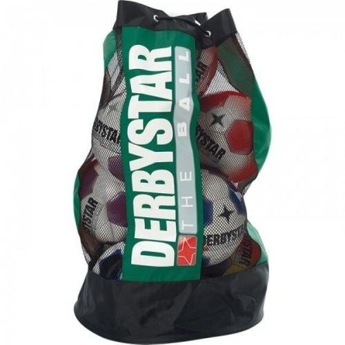 Derbystar Ballsack 10 Bälle grün
