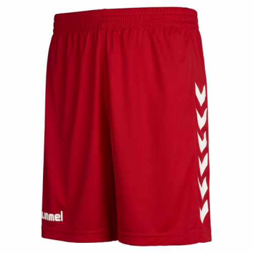 Hummel Core Poly Shorts rot