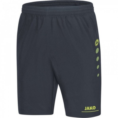 Jako Short Striker anthrazit/lime