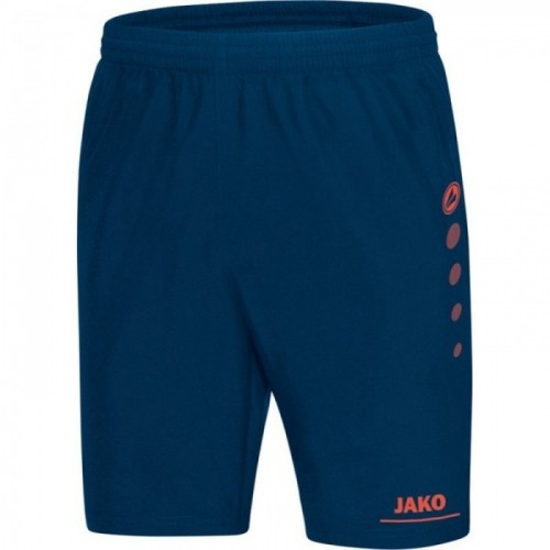 Jako Short Striker für Damen marine/orange