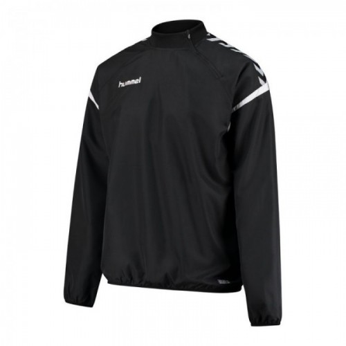 Hummel Authentic Charge Windbreaker Kinder schwarz