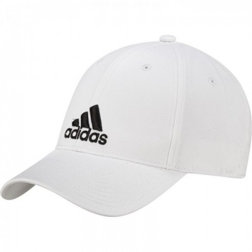 Adidas Clsaaic Cap Baumwolle weiß