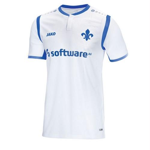 Jako SV Darmstadt 98 Auswärtstrikot Saison 16/17 weiß