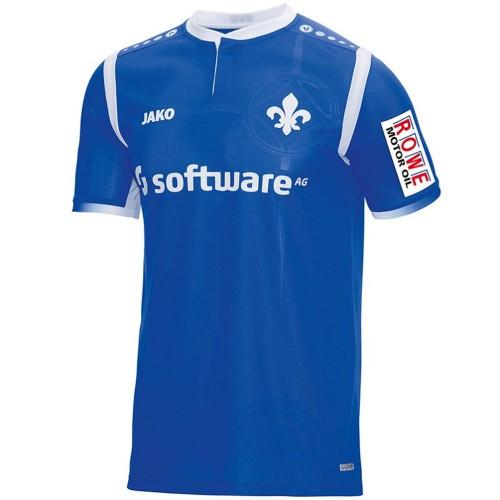 Jako SV Darmstadt 98 Heimtrikot Saison 17/18 blau/weiss