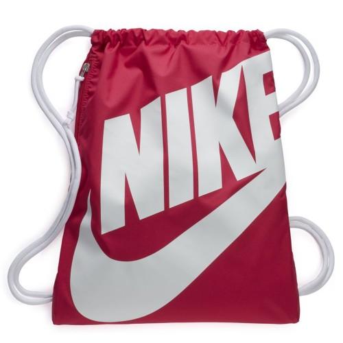 Nike Turnbeutel Heritage pink/weiß