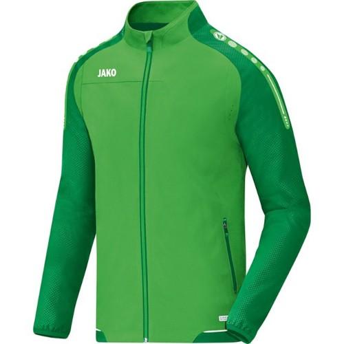 Jako presentation jacket Champ soft green/sport green