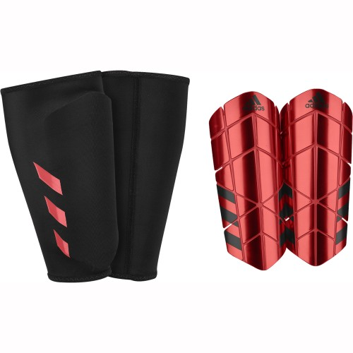 Adidas Shin Guards Ghost Pro red/black