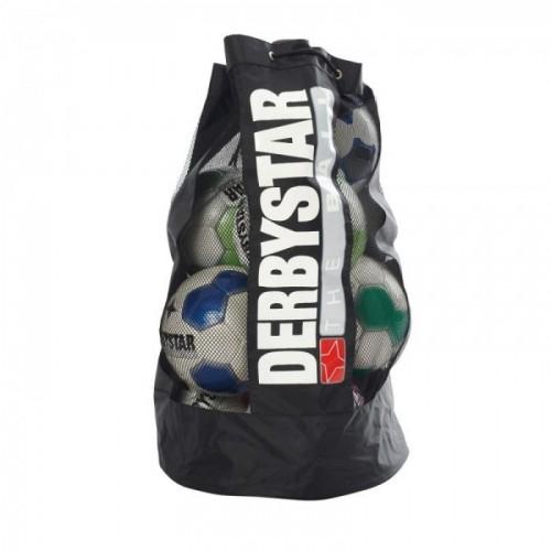 Derbystar Ballsack 10 Bälle schwarz