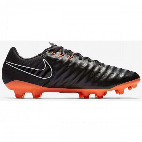 Nike Fussballschuhe Tiempo Legend 7 Pro FG schwarz/orange