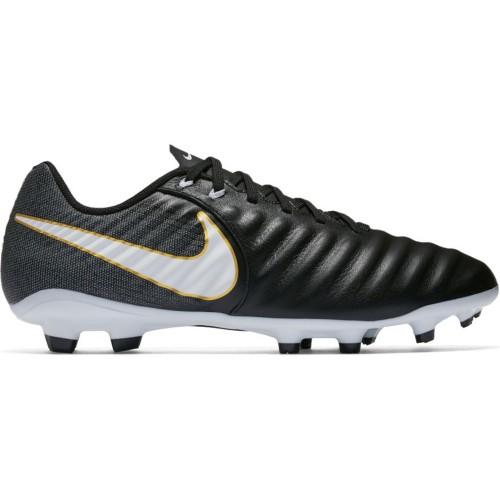 Nike Fußballschuhe Tiempo Ligera IV FG schwarz/weiß