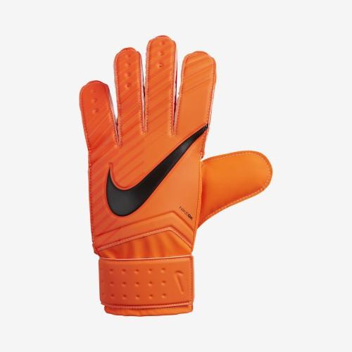 Nike Torwarthandschuhe Match orange/schwarz