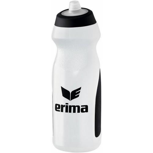 Erima Trinkflasche 0,7 l weiß