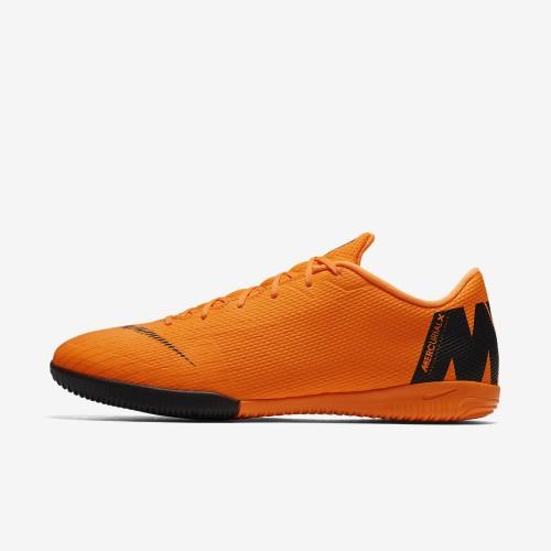 Nike Fussballschuhe MercurialX Vapor XII Academy IC orange/schwarz