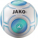Jako Fussball Lightball Match 350g weiß/aqua