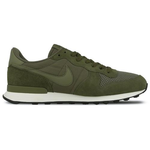 Nike Freizeitschuhe Internationalist SE oliv