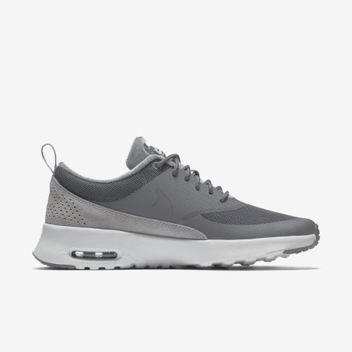 Nike Freizeitschuhe Air Max Thea LX Damen grau/weiß