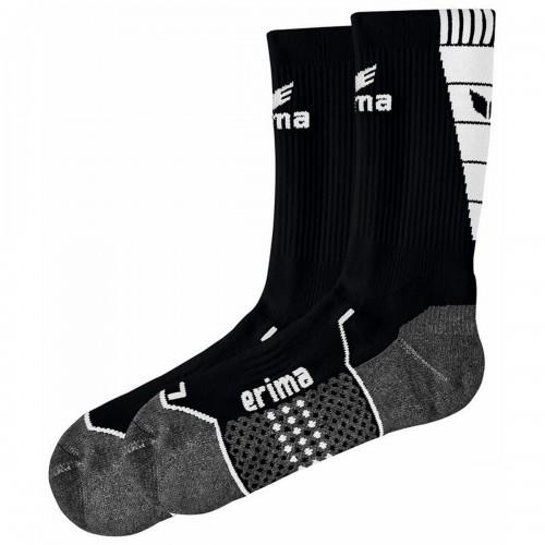 Erima Fußballsocken schwarz/weiß