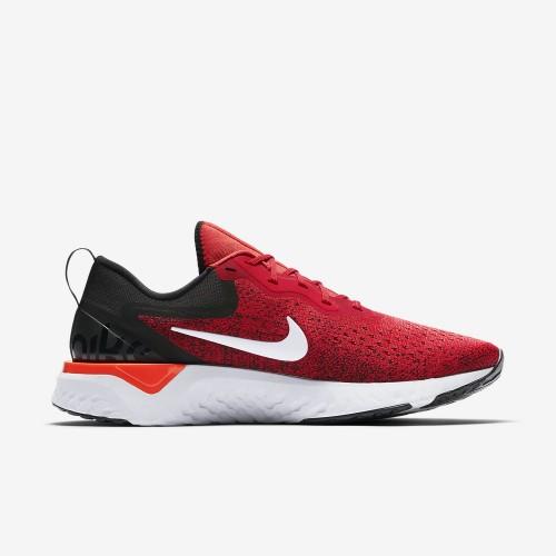 Nike Laufschuhe Odyssey React rot/weiß/schwarz