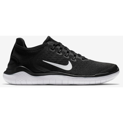 Nike Free RN 2018 Damen schwarz/weiß
