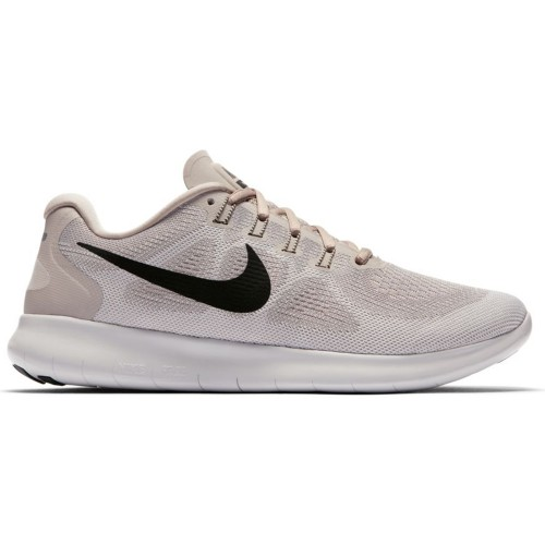 Nike Laufschuhe Free RN Damen sandgrau