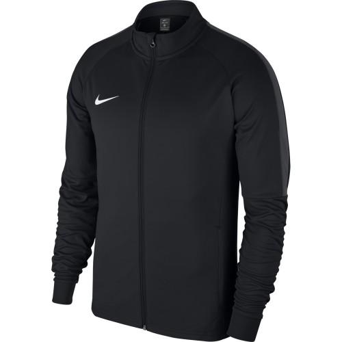 Nike Dry Academy18 Fussball Trainingsjacke schwarz