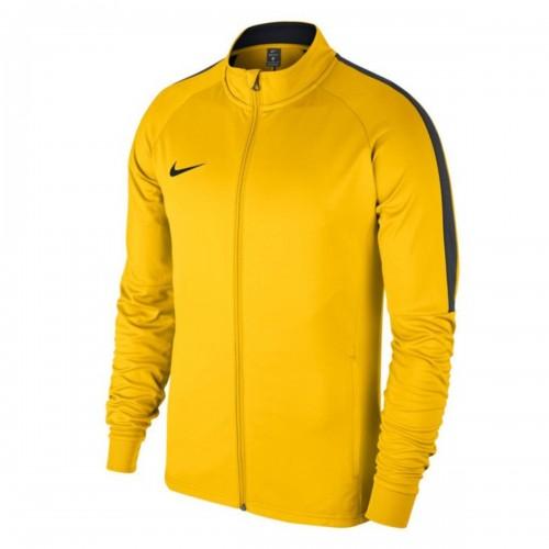 Nike Dry Academy18 Fussball Trainingsjacke Kinder gelb
