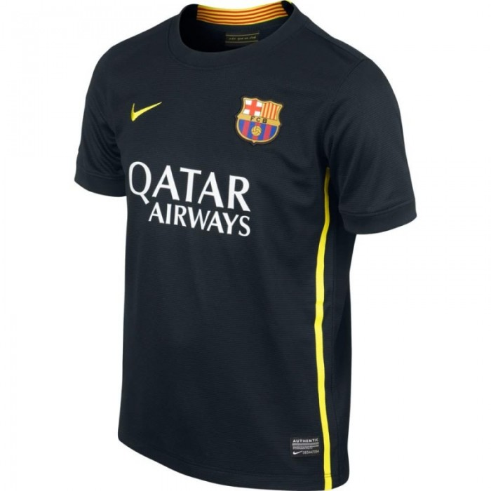 FC Barcelona Third Stadium Kinder Fußballtrikot