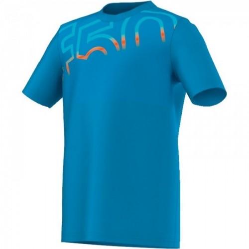 Adidas Kinder Traininsshirt F50 Poly Tee