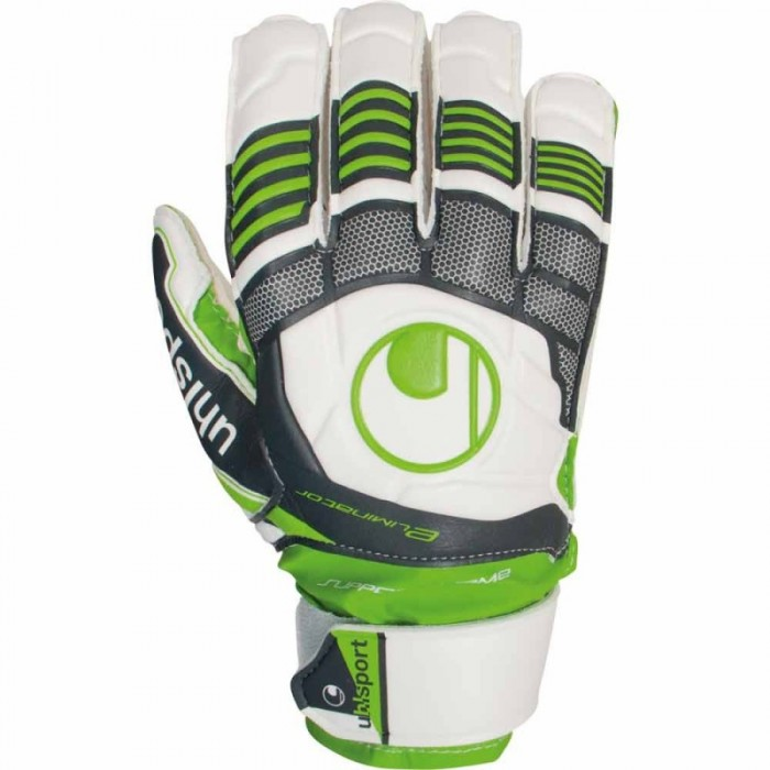 Uhlsport Kinder TW-Handschuh Eliminator Soft SF Junior Sonderedition Teamsportpr