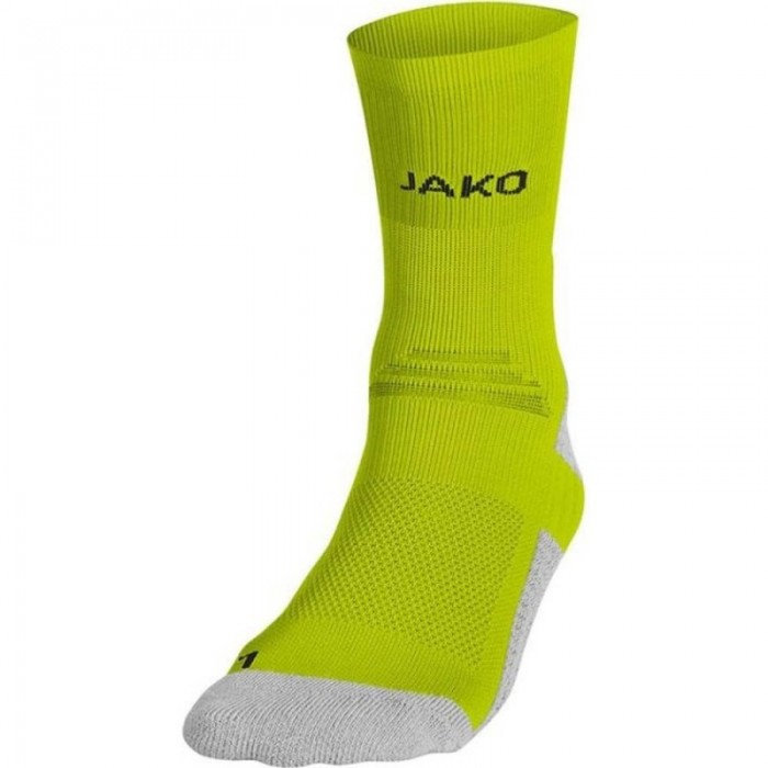 Jako Basic Trainingssocken lime grün