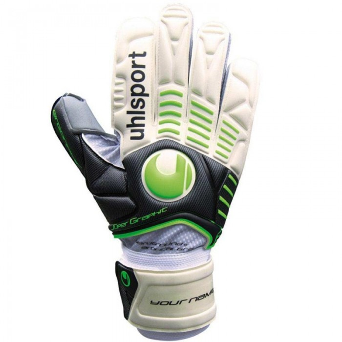 Uhlsport Ergonomic Super Graphit Torwarthandschuh