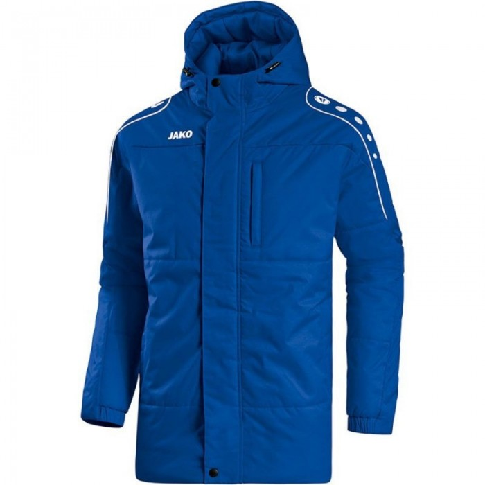 Jako Coachjacke Active CUP royal
