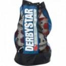 Derbystar Ballsack 10 Bälle blau