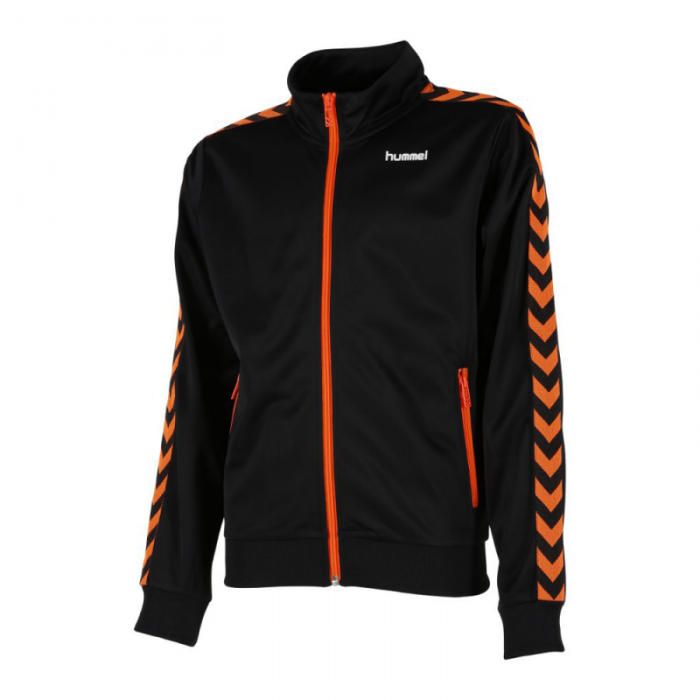 Hummel Kinder-Trainingsjacke Marcel Zip Jacket