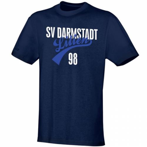 """Jako T-Shirt SV Darmstadt 98 """"Lilie"""" marine für Kinder"""