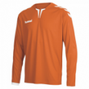 Hummel Langarm-Trikot Core ls Poly Jersey für Kinder orange