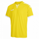 Hummel Trikot Core ss Poly Jersey für Kinder gelb