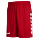 Hummel Core Poly Shorts für Kinder rot