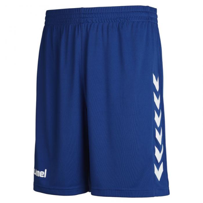 Hummel Core Poly Shorts für Kinder dunkelblau