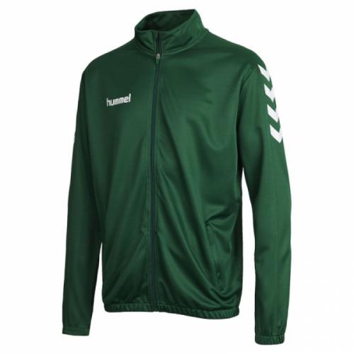 Hummel Core Poly Jacket dunkelgrün