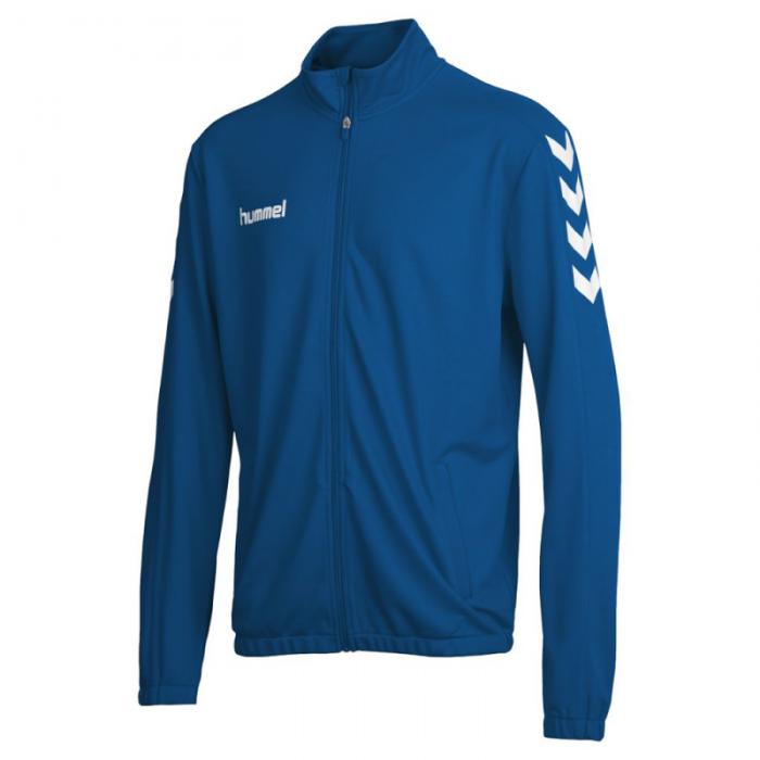 Hummel Core Poly Jacket dunkelblau
