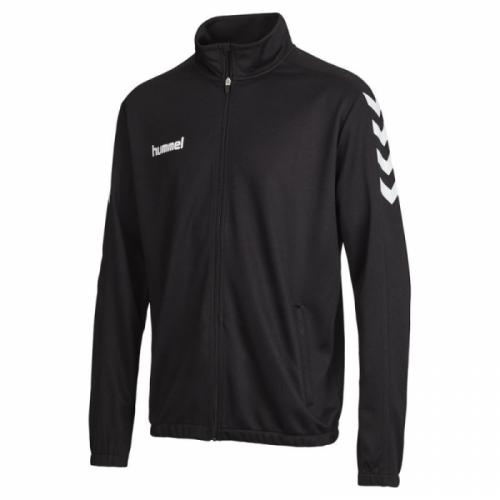 Hummel Core Poly Jacket für Kinder schwarz
