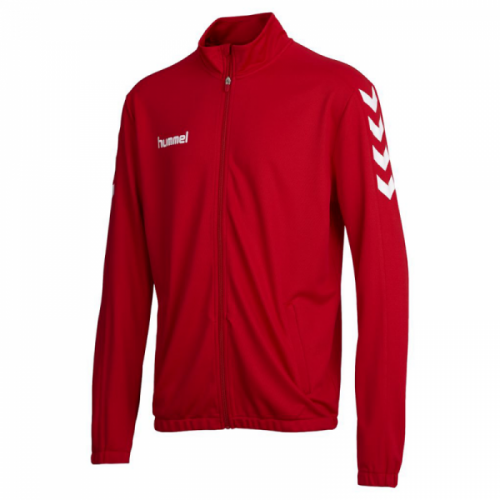 Hummel Core Poly Jacket für Kinder rot