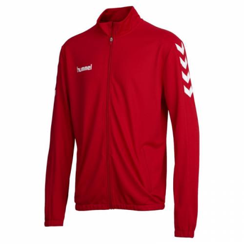 Hummel Core Poly Jacket für Kinder rot