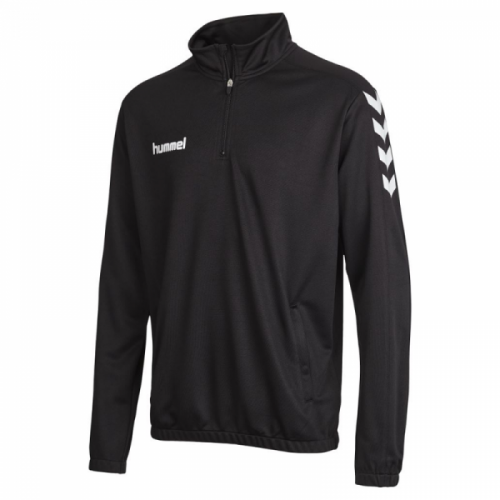 Hummel Core 1/2 Zip Sweat schwarz
