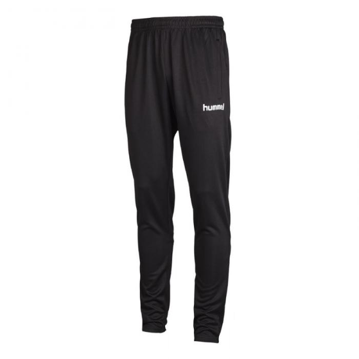 Hummel Core Football Pant schwarz