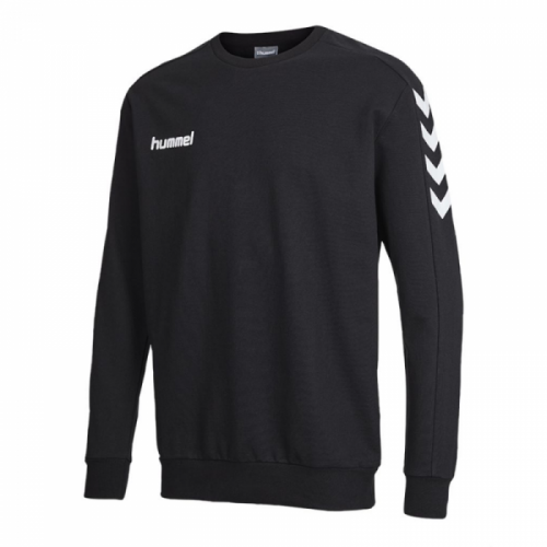 Hummel Core Cotten Sweat schwarz