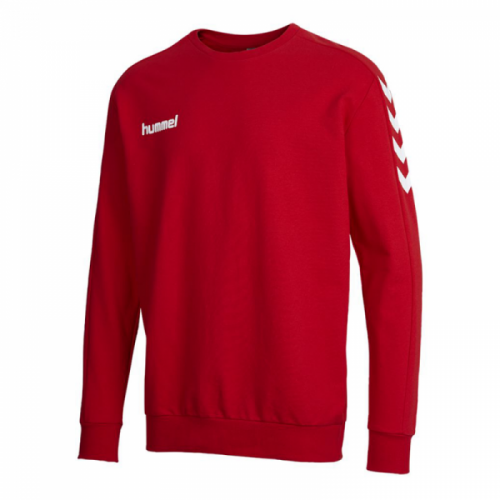 Hummel Core Cotten Sweat rot