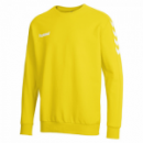 Hummel Core Cotten Sweat gelb